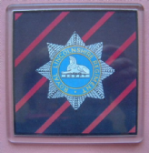 ROYAL LINCOLNSHIRE REGIMENT LARGE ACRYLIC COASTER